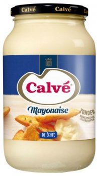 Calvé Saus De Echte Mayonaise Pot 650 ml
