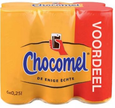 Chocomel 6x 250 ml