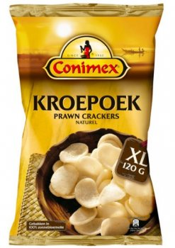 Conimex Kroepoek Naturel XL 120 g