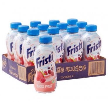 Fristi Rode Vruchten  12x 300 ml