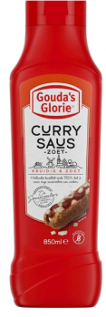 Gouda's Glorie  Curry zoet 850 ml