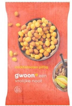 G'woon Cocktailnoten pittig 300 g