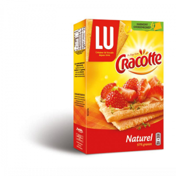LU Cracottes naturel 250 g