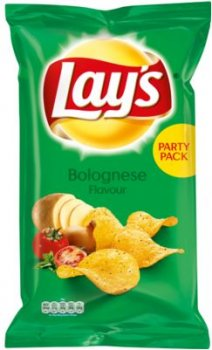 Lays Chips Bolognese Party Pack 335 g