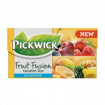 Pickwick Fruit fusions variatiebox 31,5 g