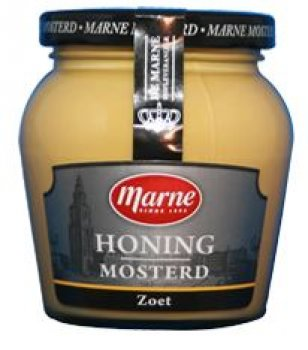 Marne Honing Mosterd 235 g