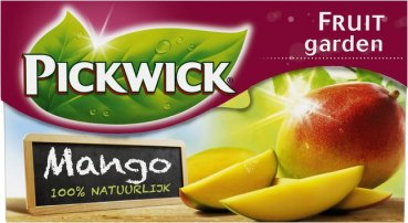 Pickwick Fruitgarden Mango Thee 30 g