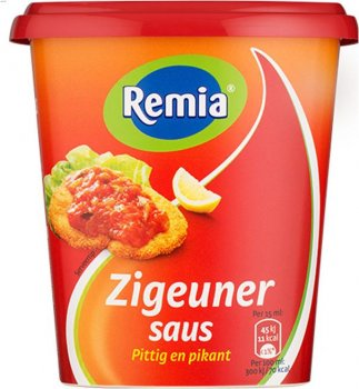 Remia Zigeunersaus  500 ml