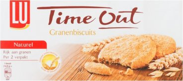 LU Time Out Granenbiscuit naturel 171 g