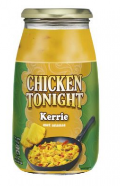 Chicken Tonight Kerrie 520 g
