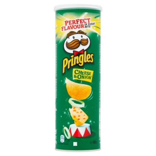 Pringles Cheese & Onion 165 g