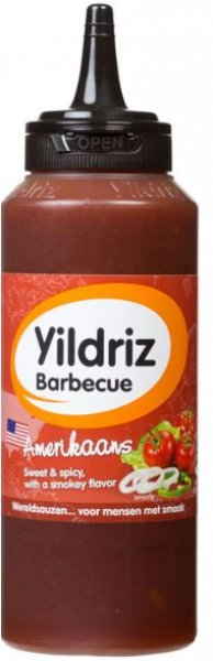 Yildriz Amerikaans Barbecuesaus 265 ml
